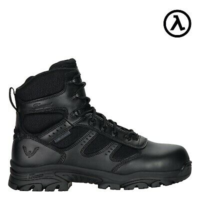 2ceaf15e8db THOROGOOD THE DEUCE Light Wtrpf Ct Side-Zip Tactical Boots 804-6190 - All  Sizes