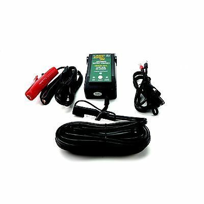 Battery Tender Junior 800 Automatic Charger Lithium AGM Gel  Vespa Scooter