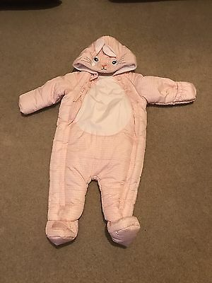 Brand New Marks & Spencer Baby Girl Snow Suit (Size 3-6 Months)