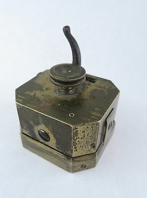 Early 19th Century Scarificator Scarifier Bloodletting By Savigny & Co, 13 Blade