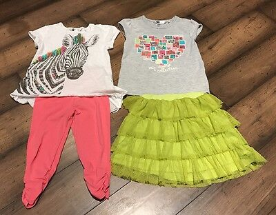 PL Kids Girls Size 5 Set Of 2 Outfits
