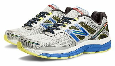 New Balance Mens 860v4 Stability Running Shoes Silver