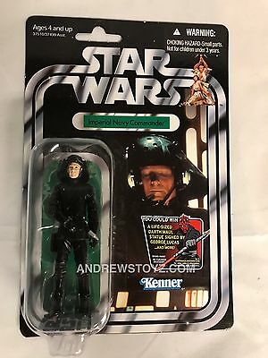 Star Wars The Vintage Collection VC #94 Imperial Navy Commander