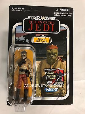 Star Wars The Vintage Collection VC #56 Kithaba Skiff Guard Return of the Jedi