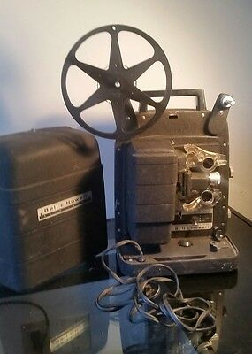 Bell & Howell 8MM Projector Model 256