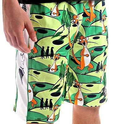Flow Society Meerkat Attack Lacrosse Shorts Youth