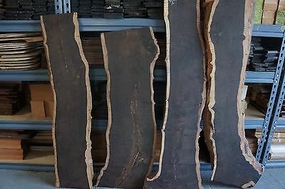 African Blackwood  Exotic Lumber Wood  4/4 , Lot of 4 boards , 70 lbs , luthier