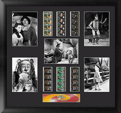 The Wizard of Oz Large Film Cell Montage Judy Garland Series 2