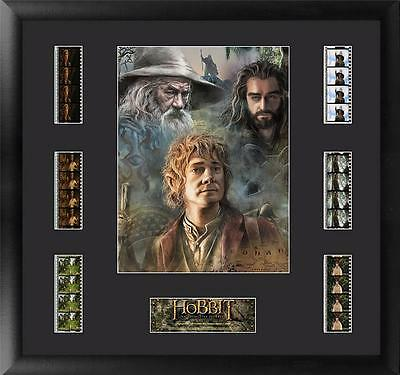 The Hobbit An Unexpected Journey Large Film Cell Montage Series 1