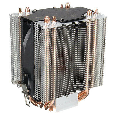 4 Heatpipe CPU Cooler Heat Sink for Intel LGA 1150 1151 1155 775 1156 AMD New CX
