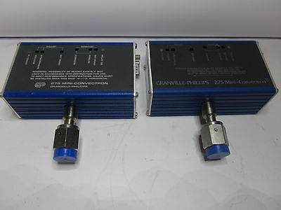 Granville Phillips 275 Mini-Convectron (Lot Of 2)