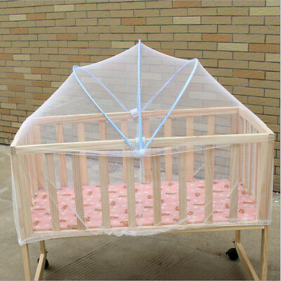 Portable Baby Crib Mosquito Net Multi Function Cradle Bed Canopy Netting MW