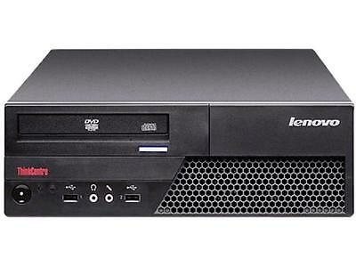 Lenovo Desktop PC ThinkCentre M58P Core 2 Duo E8400 (3.00 GHz) 4 GB 160 GB HDD I