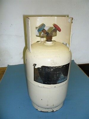 Manchester Hvac Refrigerant Recovery Tank Cylinder 30Lb Wc-26.2