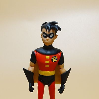 ROBIN DC COMICS Collectibles New Batman Animated Adventures Action Figure b1