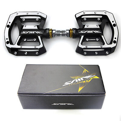 Shimano MTB PD-MX80 Saint Flat Bike Bicycle Pedals Mountain DH AM Cleat NIB