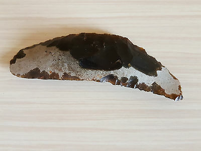 Ancient Stone Age Neolithic Flint Sickle Blades (4000-3000 BC)