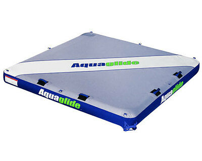 AQUAGLIDE AIRPORT CLASSIC TOWABLE TUBE RAFT PLATFORM 4 RIDERS  Free Shipping