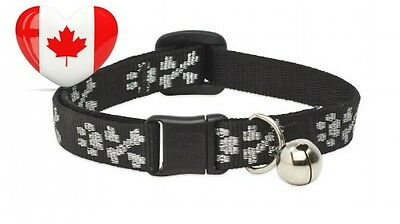 Lupine 1 2 Inch Lil Bling 8 to 12 Cat Collar with Bell