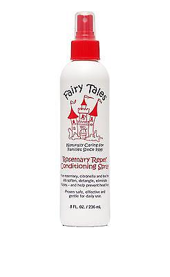Fairy Tales Rosemary Repel Lice Preventing Conditioning Spray 8 oz NEW