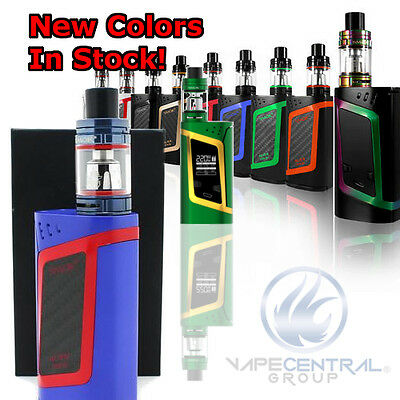 Authentic SMOK Alien 220w Kit w/ TFV8 Baby Beast - All Colors Avail - Free Ship