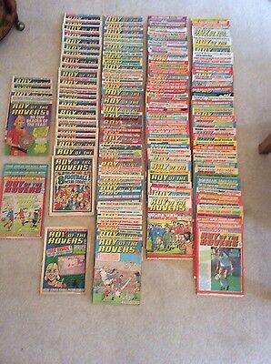 ROY OF THE ROVERS COMIC COLLECTION - various, include first edition