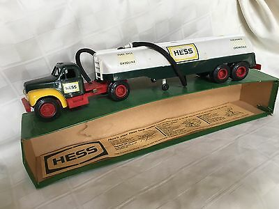 1964 hess truck Nice Condition