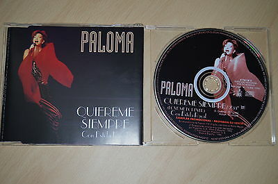 Paloma San Basilio - Quiereme siempre. CD-Single (CP1707)