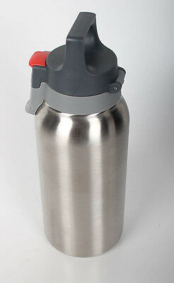 Sigg Thermoflasche Hot & Cold One Brushed, Alu, 0.3 L Trinkflasche