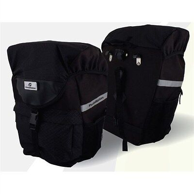 Pedal Nation Bike/Cycling Pannier Bags Pair w/Quick Release