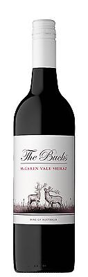 The Bucks Langhorne Creek Shiraz Red Wine 2014 (12x750ml) Free Shipping