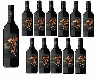 Blazing Phoenix Langhorne Creek Shiraz 2014 (12x750ml) Free Shipping
