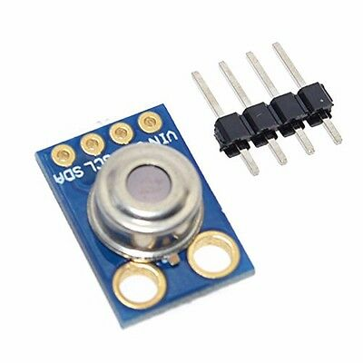 MLX90614 Infrared Temperature Sensor Module IIC I2C 3-5V for Arduino 51 MCU