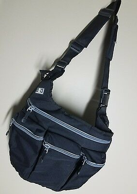 diaper dude nwot diaper bag black