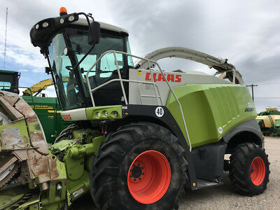 2014 Claas JAGUAR 960 Combines & Harvesters