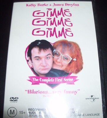 Gimme Gimme Gimme The Complete First Series 1 (Australia Region 4) DVD – New