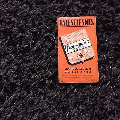 Valenciennes Street And Town Guide