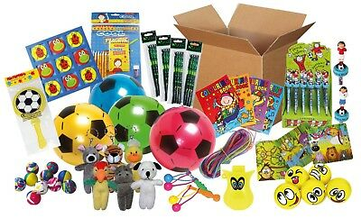 100 Tombola Toys Pta Party Fundraising Boys Girls School Fete Prizes Bag Fillers