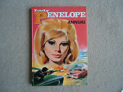 Lady Penelope Annual 1966