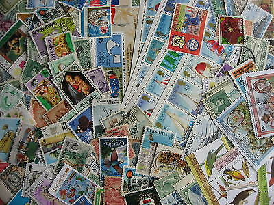 British commonwealth ISLANDS mixture (duplicates,mixed condition) 150 all ages