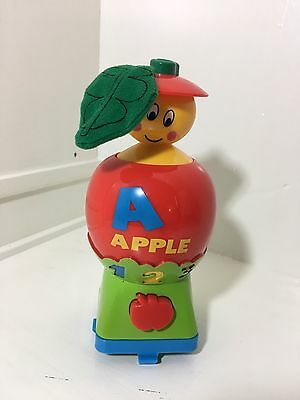 Evenflo Exersaucer Replacement Apple Switch A Roo SmartSteps ABC Pop Up Toy