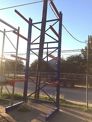 16' Structural Cantilever Racking