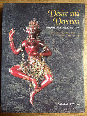 Desire and Devotion: Art from India, Nepal, and Tibet in the John & Berthe Ford