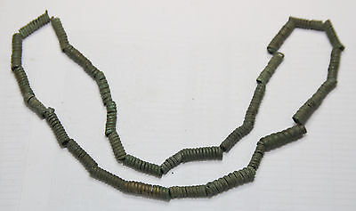 Ancient Viking Bronze neck decoration To wear amulet  Big  SIZE WEIGHT -33g