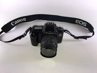 Canon Rebel EOS S II Camera With Sigma Zoom 28-70mm 1:2.8-4 Lens And Strap