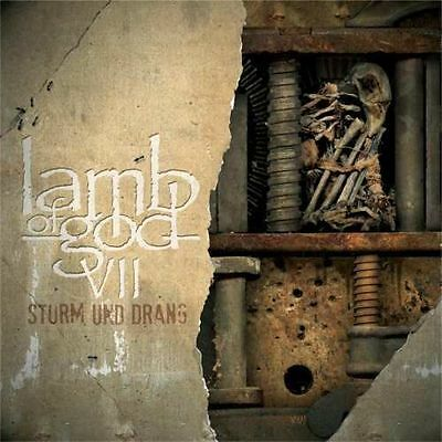 Sturm Und Drang LAMB OF GOD + 2 BONUS TRACKS DIJIPACK( FREE SHIPPING)