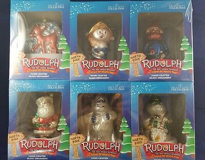 Rudolph & The Misfit toys ornaments Brass Key Collection Yukon Hermie Bumbles