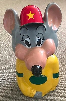 Vintage! CHUCK E. CHEESE Pizza Time Photo Booth RIDE Prop Restaurant Showbiz