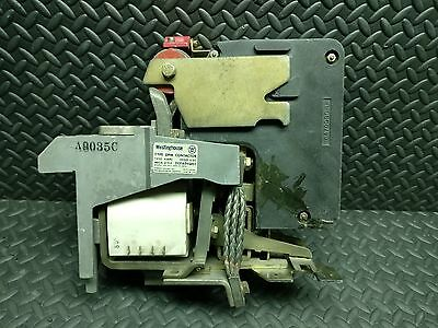 Westinghouse Cutler Dpm Contactor 1250 Amps 1000 Vdc Style 2131A94G01