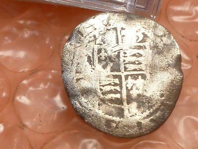 Elizabeth I Silver 1573 Threepence Medieval Coin #AA